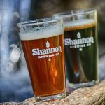 Shannon India Pale Ale and Shannon Chocolate Stout