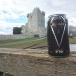 Shannon Chocolate Stout at Castle Killarney